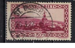 SARRE             N°     YVERT    113    ( 3 )  OBLITERE       ( Ob  5/27 ) - Used Stamps