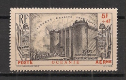 Océanie - 1939 - Poste Aérienne PA N°Yv. 2 - Révolution - Neuf Luxe ** / MNH / Postfrisch - Poste Aérienne