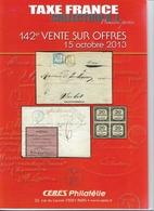Taxe Collection RL Ceres 2013 - Taxes