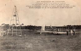 Les Merveilles De L Aviation-aviateur Wright-bon état - Aviateurs