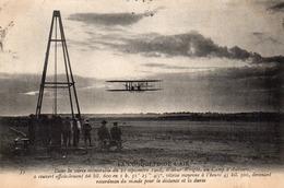 La Conquete De L Air-aviateur Wright Au Camp D Auvours-bon état - Aviateurs