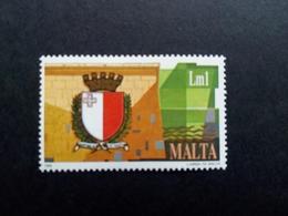 MALTA MI-NR. 815 ** STAATSWAPPEN 1989 - Malta