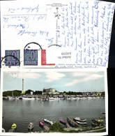 618359,Foto Ak Karlskrone Fiskhamnen Med Karlskrona Fryshus Sweden - Schweden