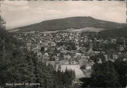 Ansichtskarte Jonsdorf Panorama-Ansicht Mit Jonsberg 1958 - Jonsdorf