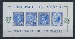 MONAKO 1985 Bl.31B Postfrisch (117926) - Monaco