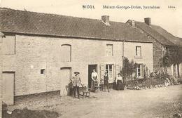 BIOUL   ---   Maison George-Drèze, Hautabise - Anhée