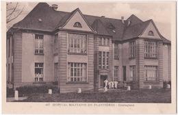 57. METZ. Hôpital Militaire De Plantières. Contagieux. 407 - Metz