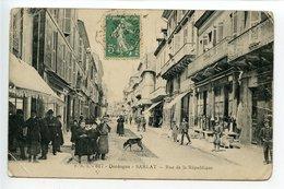 Sarlat Rue De La République - Sarlat La Caneda