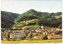 St. Veit An Der Gölsen - Ortsansicht Mit Blick Zum Staff - Lilienfeld