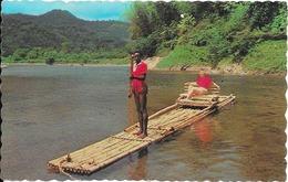 Jamaique : Sortie Sur Le Rio Grande. (Voir Commentaires) - Ansichtskarten