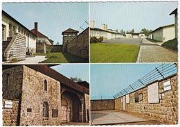 Mauthausen - Lagergefängnis, Appellplatz, Haupttor, Klagemauer / Camp Prison, Courtyard, Entrance, Wall Of Lamentations - Perg