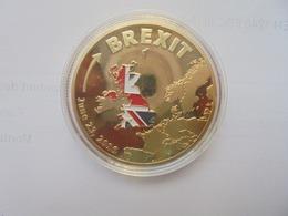 "GRANDE-BRETAGNE MEDAILLE ""BREXIT"" - Royaume-Uni"