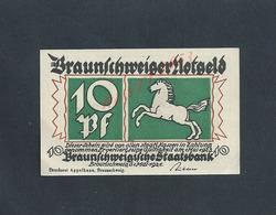 ALLEMAGNE BILLET DE BANQUE DE 1923 : - Banque & Assurance