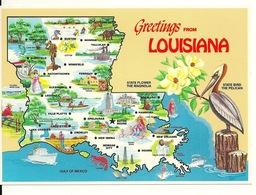 GREETINGS FROM LOUISIANA - Etats-Unis