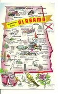 GREETINGS FROM ALABAMA - Etats-Unis