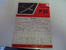 Plans PLANEUR M 120 - Machines