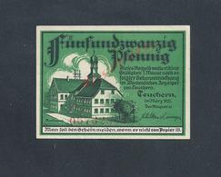 ALLEMAGNE BILLET DE BANQUE DE 1921 : - Banque & Assurance
