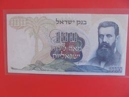 ISRAEL 100 LIROT 1968 PEU CIRCULER (B.6) - Israel