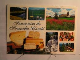 Ecrite à Clairvaux-les-Lacs - Souvenirs De Franche Comté - Clairvaux Les Lacs