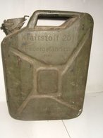 Jerrican Wehrmacht  De 20 Litres 1942 - 1939-45