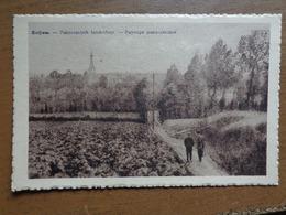 Strijtem: Panoramisch Landschap --> Beschreven - Roosdaal