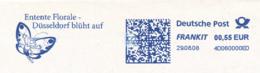 Freistempel 6880 Schmetterling - [7] República Federal