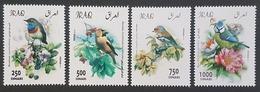 Iraq NEW 2019 Complete Set 4v. MNH - Iraqi Birds - Limited Issue - Iraq