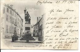 88 - Neufchâteau - Place Jeanne D'Arc - Neufchateau