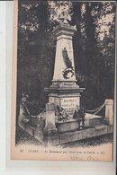 76  -  YPORT  - Monument Aux Morts  ..( Dans La Cour De La Mairie ) ( Voir Dos) - Yport