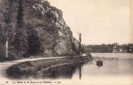35 LE CHATELLIER Les Bords De La Rance Et Le Châtelier ; Barque - Le Châtellier