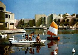 Le Barcares La Cité Lacustre Nautica    CPM Ou CPSM - Autres Communes