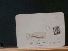 A10/167 CP  BRUXELLES 1907 - Precancels
