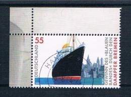 BRD/Bund 2004 Mi.Nr. 2412 Ecke Gestempelt - Used Stamps