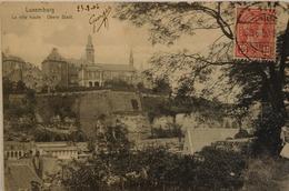 Luxemburg (Luxembourg) Ville Haute - Obere Stadt 1906 - Luxemburg - Stad