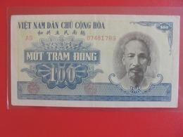 VIETNAM 100 DÔNG 1951 PEU CIRCULER (B.6) - Viêt-Nam