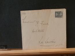 A10/172  CP  BRUSSEL 1912 - Precancels