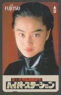 Japan Phone Card Girl - Japon