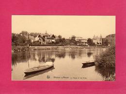 Belgique, Namur, Wéplon Sur Meuse, La Meuse Et Les Villas, Barques,  (Thill) - Autres