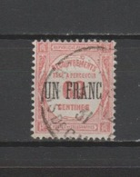 FRANCE / 1929-1931 / Y&T Taxe N° 63 - Oblitération De 1931. SUPERBE ! - Taxes