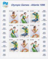 Ireland 1996 Atlanta Olympic Games Souvenir Sheet MNH/** (LAR-H53) - Sommer 1996: Atlanta