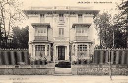 ARCACHON Villa Maris-Stella - Arcachon