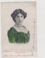 Caroline Otero, La Bella Otero, Ballerina Attrice Cortigiana Spagnola - F.p. - Fine '1800 - Donne Celebri
