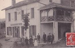 HAUTEVILLE LOMPNES          HOTEL FAVRE - Hauteville-Lompnes