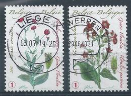 4000/4001    Cote 6.00 - Belgien