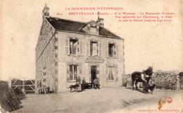 BRETTEVILLE Le Restaurant Guérard - Frankreich