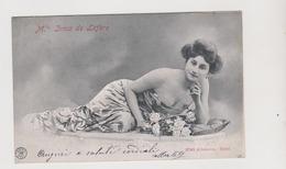M.lle Irma De Lafère - F.p. - Fine '1800 - Artisti