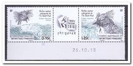 Frans Antarctica 2018, Postfris MNH, Birds - Ongebruikt