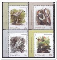 Roemenië 2018, Postfris MNH, Birds - Maleisië (1964-...)