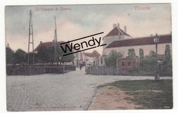 Vilvoorde (la Chaussée De Louvain) Uitg. V.G. - Color 1911 - Vilvoorde