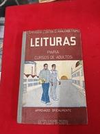 LIVRO ESCOLAR CAMPANHA CONTRA O ANALFABETISMO - Boeken, Tijdschriften, Stripverhalen